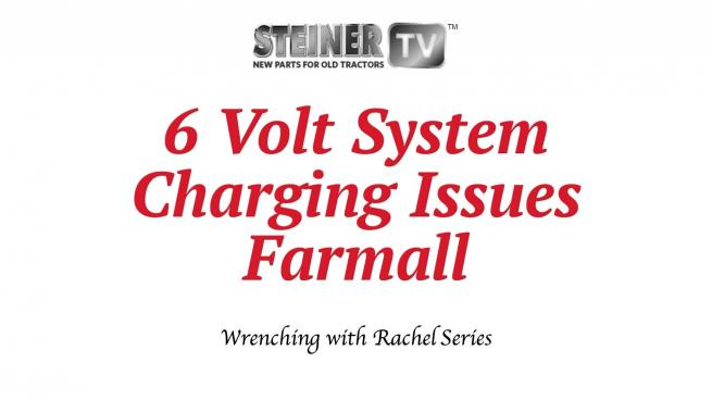 Fabulous Farmall A Voltage Regulator Wiring Wiring Diagram Wiring Cloud Hisonuggs Outletorg